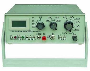 电阻测试仪的探索