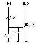 输出过压保护电路的原理图