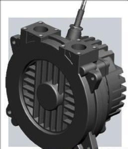 无刷电机真空泵参数与应用领域