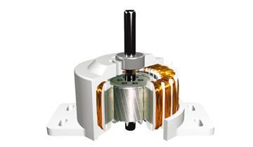 塑封电机结构特点