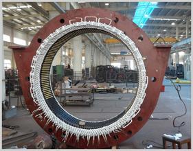 高速电机嵌线过程工艺守则