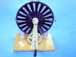 感应起电机的历史、原理和操作方法