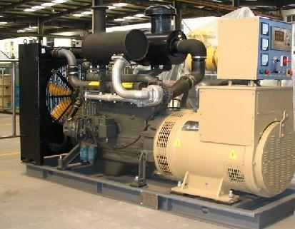 柴油发电机组的分类
