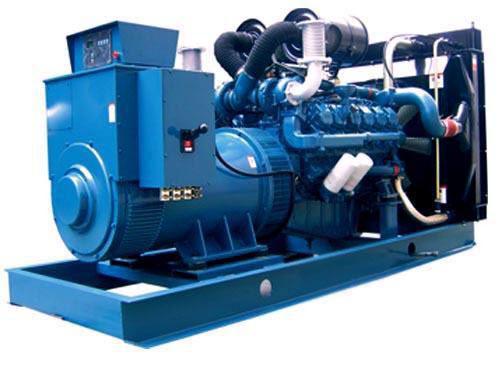 柴油发电机组的常见故障分析及更换