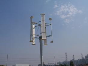 垂直轴风力发电机发展