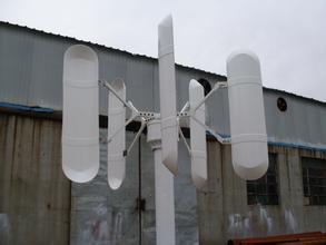 垂直轴风力发电机风电行业