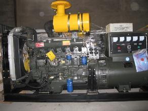 发电机组厂家解析大功率柴油发电机组结构