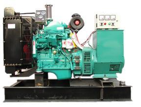 柴油发电机耗油防雷保护措施