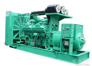 与国产发电机组相比较具有较强优势