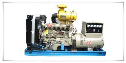 进口柴油发电机组工作原理