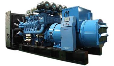 进口柴油发电机组发电机原理