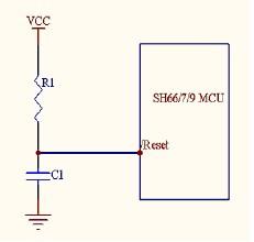 复位电路复位方式
