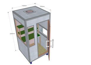 电磁屏蔽室系统组成