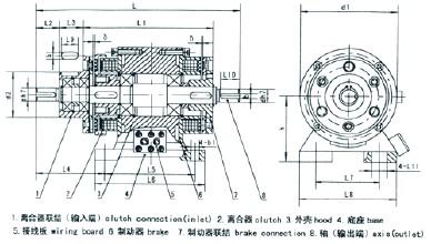 电磁离合器故障类型