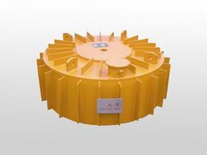 盘式电磁除铁器结构特点