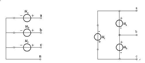 三相电源详细解释