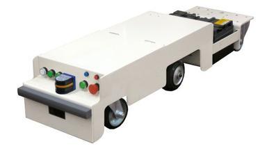 AGV系统传感器应用