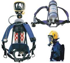 BG4正压氧气呼吸器简介