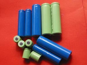 镍氢电池型号尺寸与重量