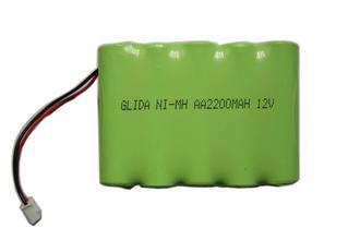 镍氢电池容量