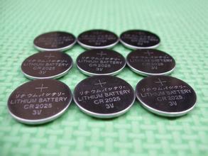 纽扣电池常见型号