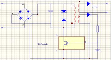 四种典型的开关电源电路设计