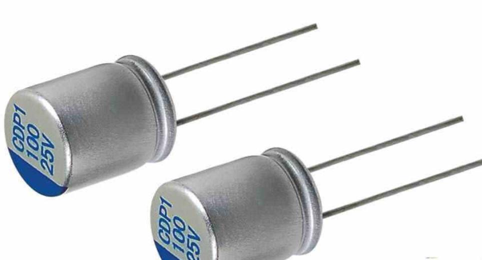 固态电容器及等效串联电阻认识