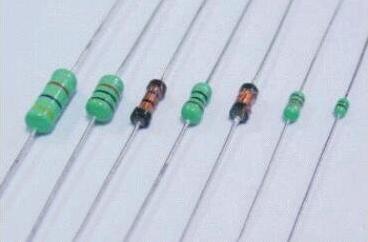 色环电感识别方法和识别顺序