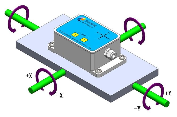 詳解傾角傳感器的工作原理和應用