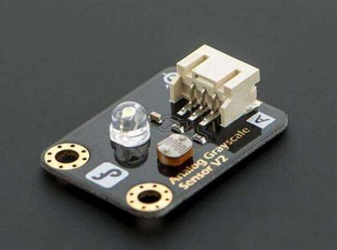 灰度传感器的工作原理和调节方法