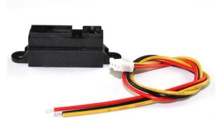 红外测距传感器的原理及应用