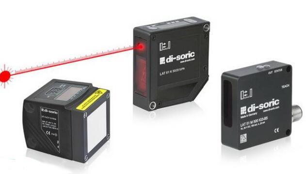 激光测距传感器的应用
