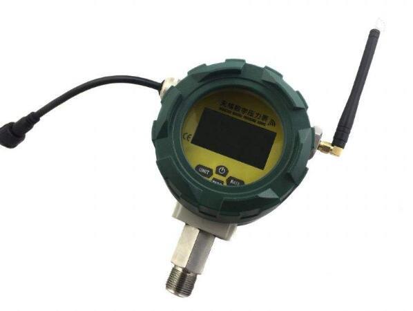 详解无线压力传感器原理与动态特性