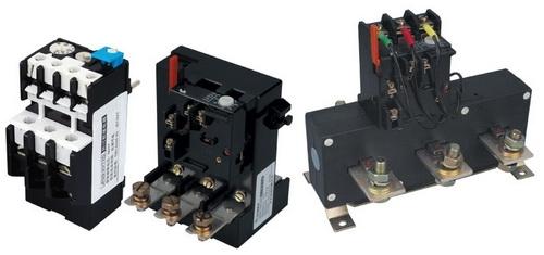 热继电器的安装使用和维护