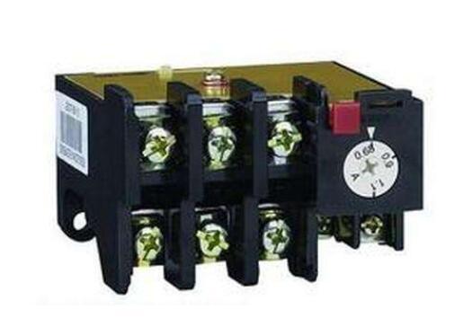 热过载继电器如何调节?