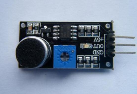 声控传感器原理及应用