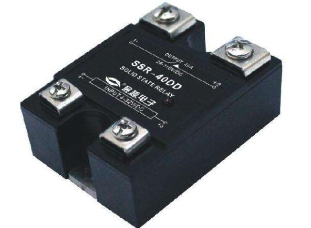 固态继电器型号类型和含义