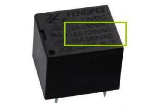 如何区分继电器触点常开常闭?