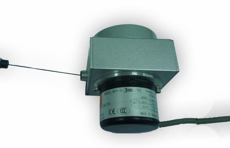 拉绳位移传感器工作原理和分类分析