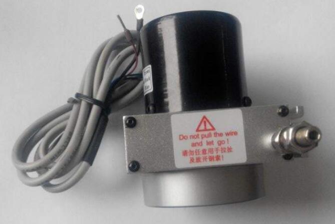 拉绳式位移传感器故障该如何维修?