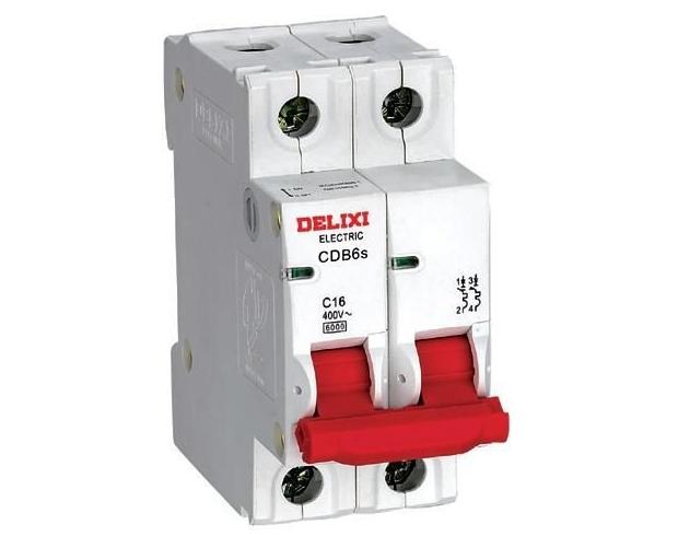 低压断路器的安装使用注意事项