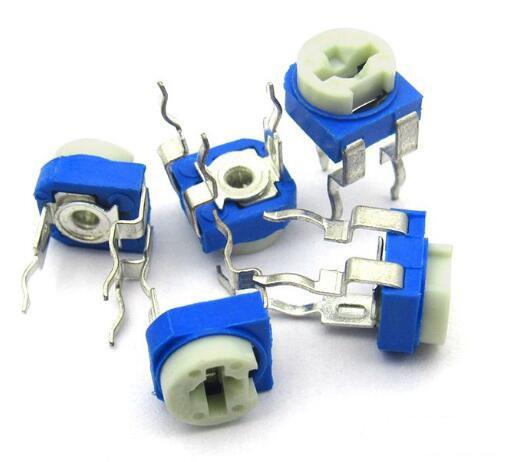 蓝白可调电阻焊接方法和注意事项