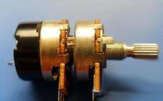 双联电位器接线方法以及接线注意事项