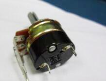 带开关电位器工作原理和特点详解