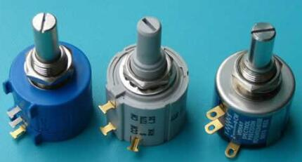 精密电位器的分类和特点应用