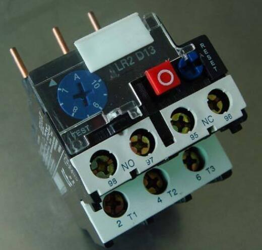 详解热继电器的功能和电流整定口诀