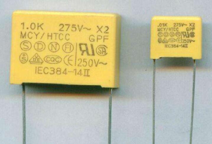 X2安规电容可以并联使用吗?