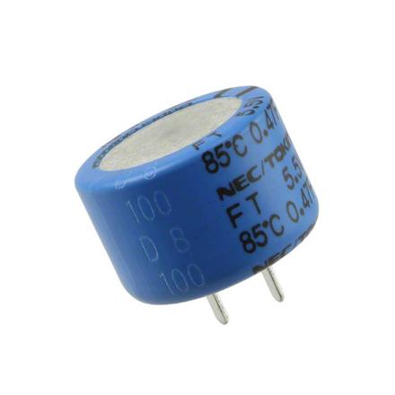 双电层电容器的工作原理和特点