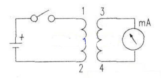 变压器同名端电流方向和作用