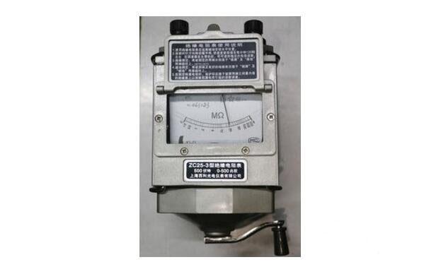 绝缘电阻表的使用方法和用途分析